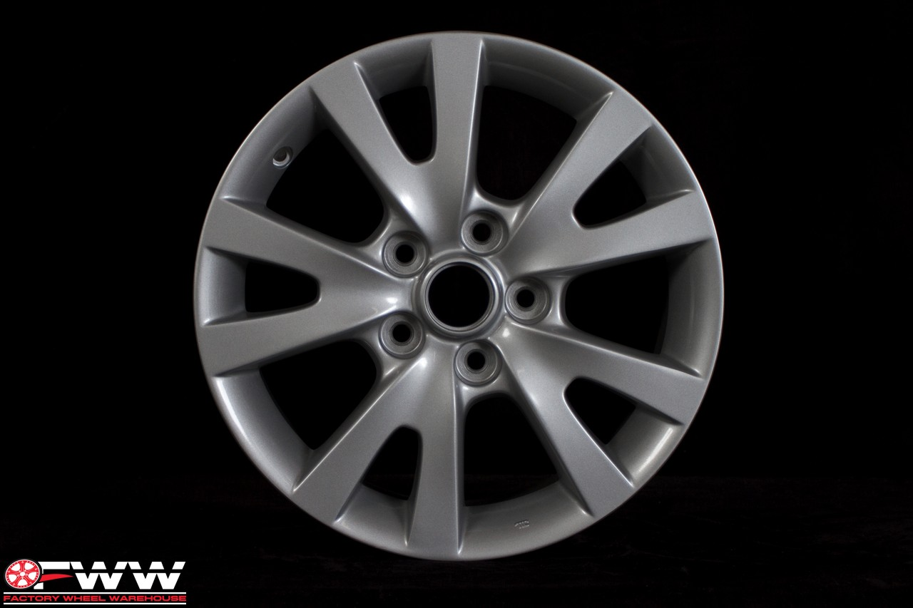 mazda 3 mazda3 16 2007 2008 2009 07 08 09 factory oem wheel rim 64894 ebay. Black Bedroom Furniture Sets. Home Design Ideas