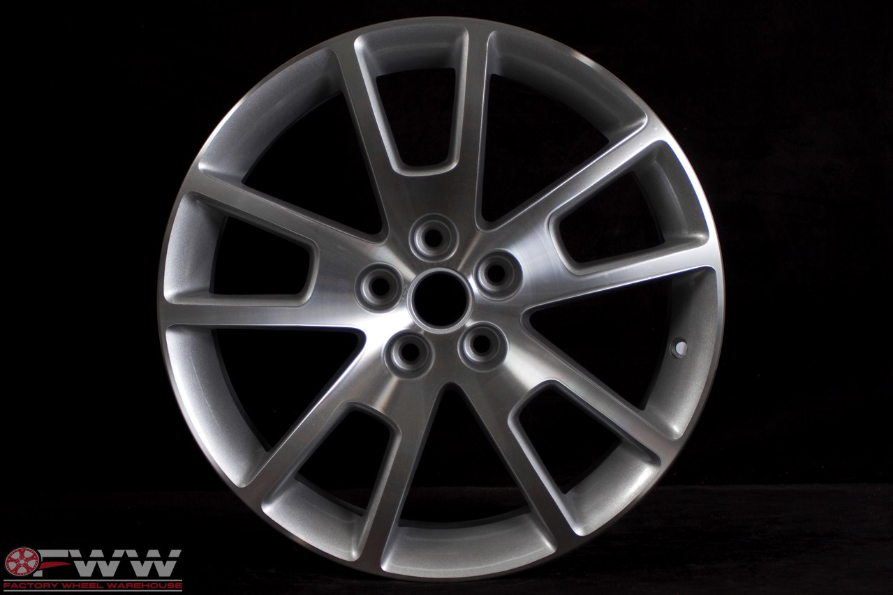 chevrolet chevy malibu 18 2008 2009 2010 2011 2012 factory oem wheel rim 5361. Black Bedroom Furniture Sets. Home Design Ideas