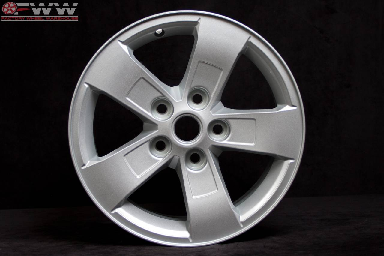 chevrolet malibu 16 2013 2014 13 14 factory wheel rim 5558 ebay. Black Bedroom Furniture Sets. Home Design Ideas