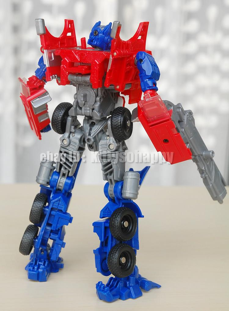 Transformers 4 Age Of Extinction Voyager Optimus Prime ...
