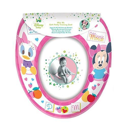 Disney Soft Potty Training Padded Toilet Seat Minnie