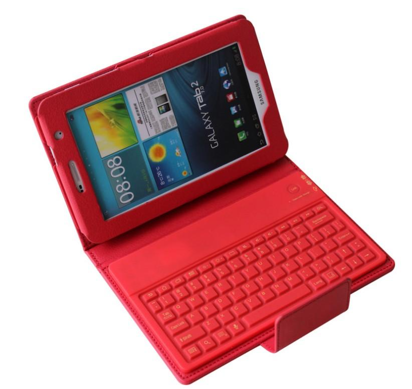 bluetooth wireless keyboard case for samsung tab 2 3 4 7 0 8 4 10 1 39 39 s e tablet. Black Bedroom Furniture Sets. Home Design Ideas