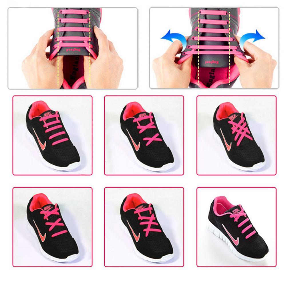 Plastic Shoe Lace No Tie
