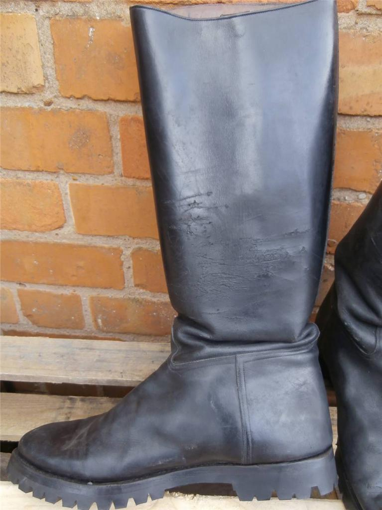 Military Cavalry Boots Horse Riding Boot Mounted Regiments
