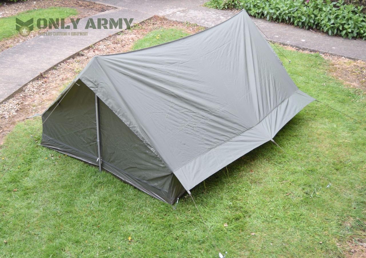 army surplus 2 man tent