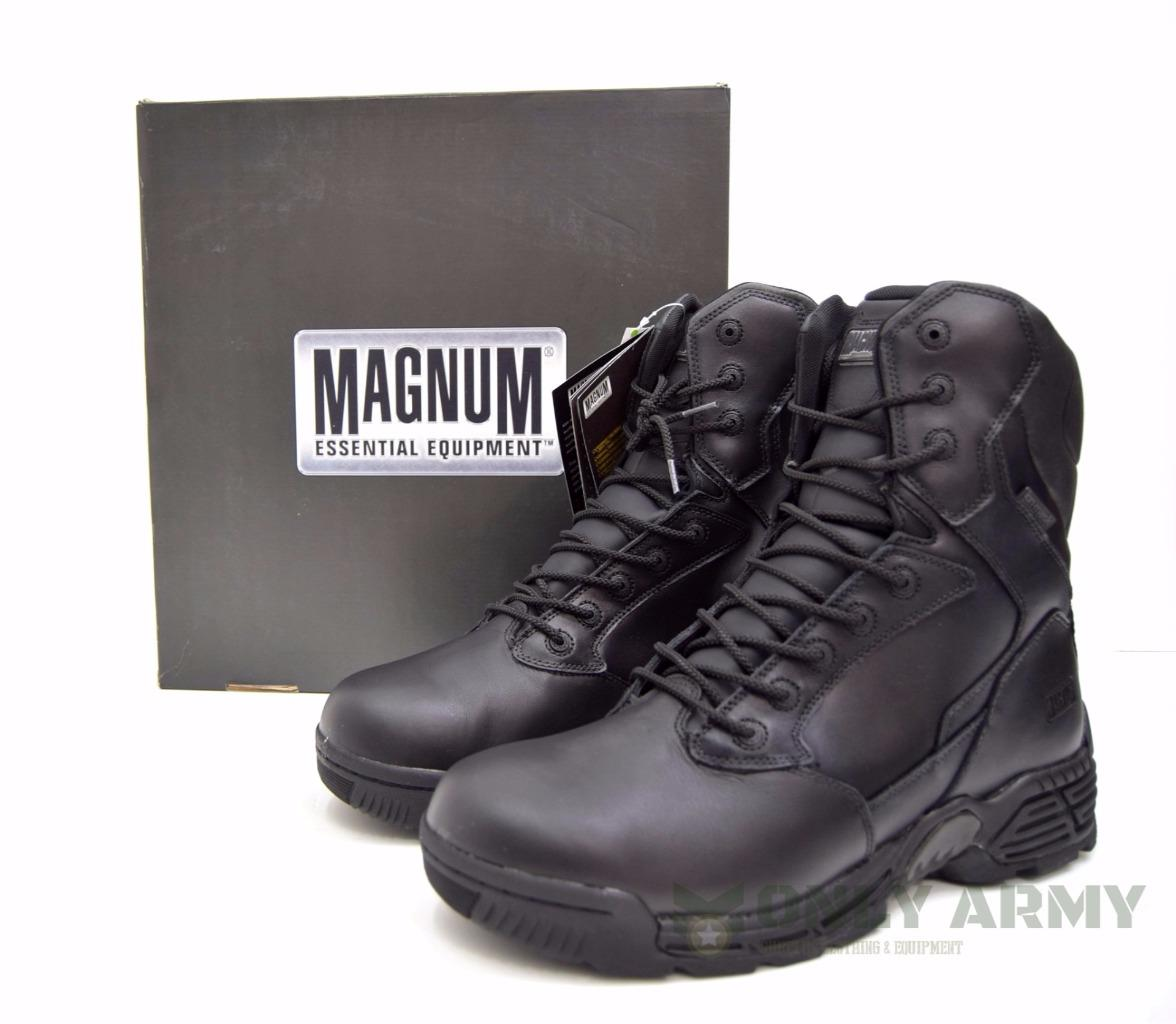 magnum stealth 8 0 wpi boots waterproof leather