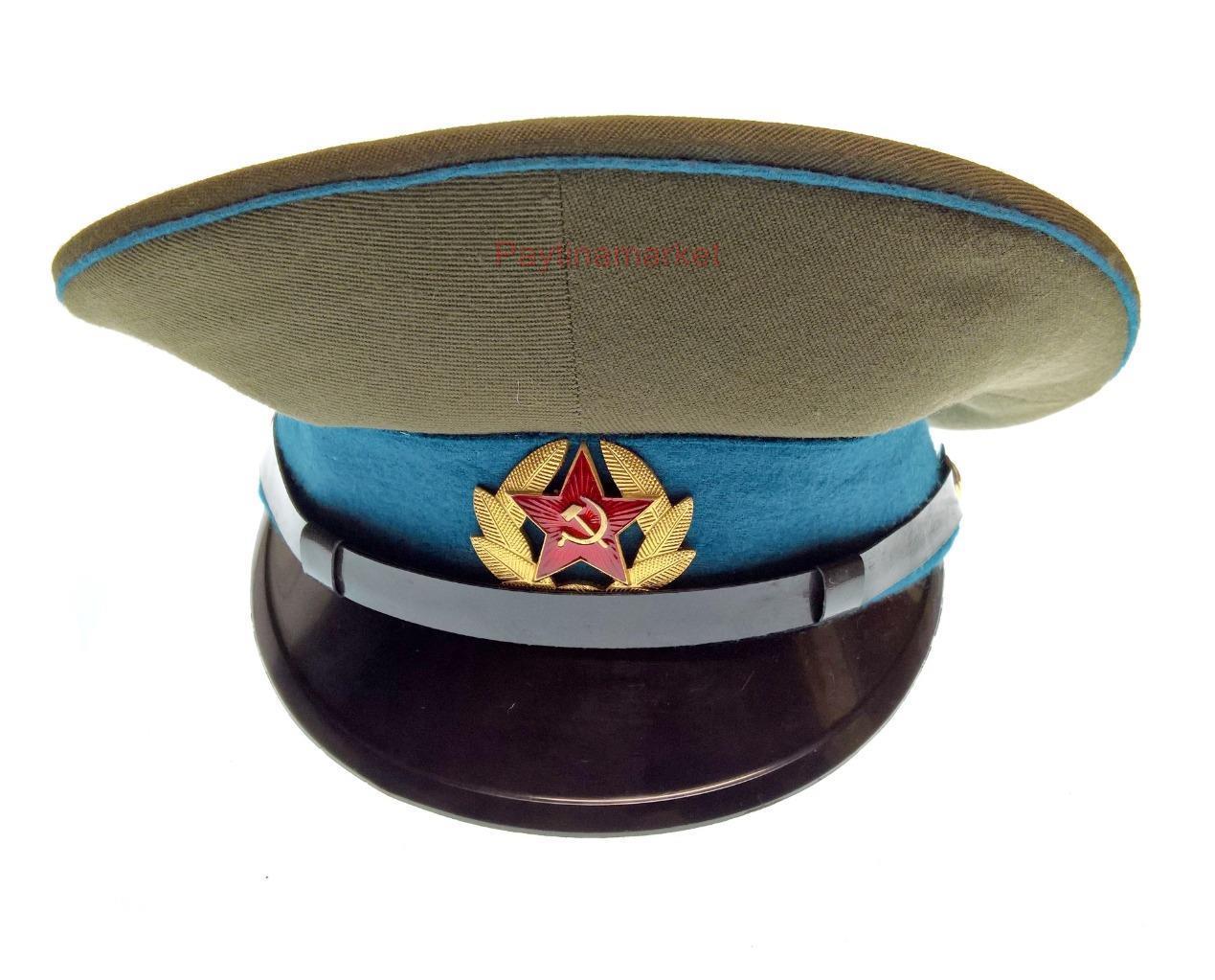 AIR FORCE CAP BADGE RUSSIAN ARMY