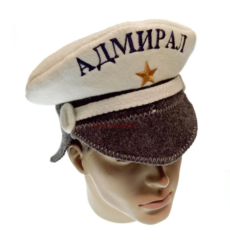Red Army Sauna hat Wool Felt Saunahut High quality cap Saunahattu