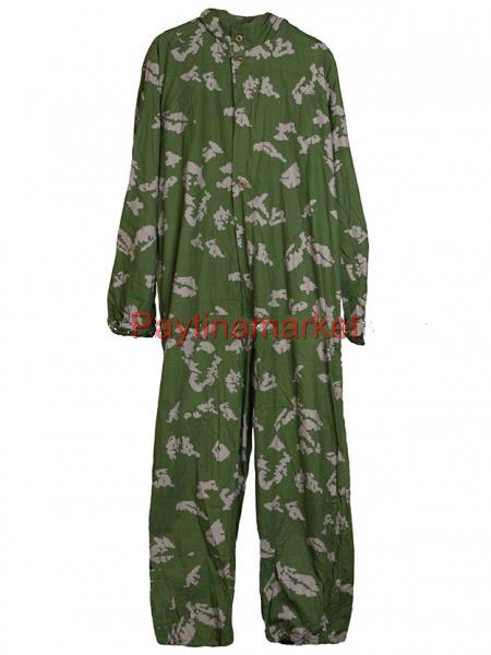 SOVIET Russian Russian SOVIET Army USSR BEREZKA VDV Musk Camouflage OVERALLS Suit Soldier Form ee9167