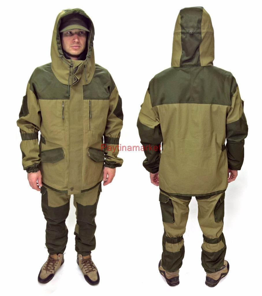 Winter Gorka 3 fleece BARS Russian Army Military Special Forces Suit Camo FSB
