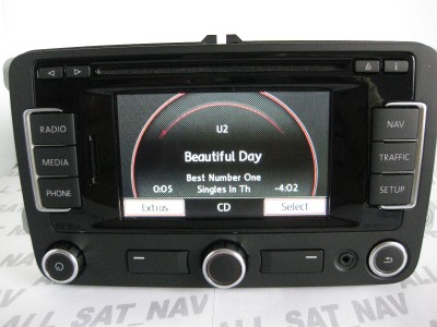 vw rns 315 rns315 navigation system sat nav gps replace. Black Bedroom Furniture Sets. Home Design Ideas