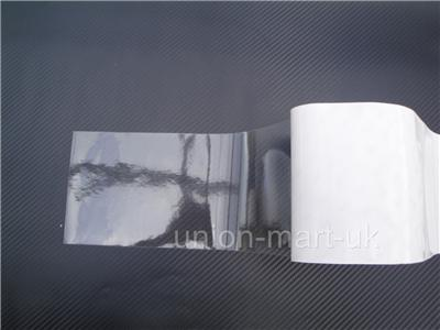 3m Clear Helicopter Bike Frame Protection Tape Vinyl 2mtr