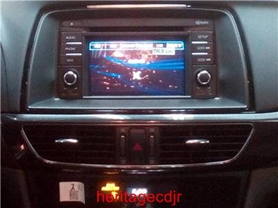 2013 2015 mazda cx 9 oem navigation system new. Black Bedroom Furniture Sets. Home Design Ideas