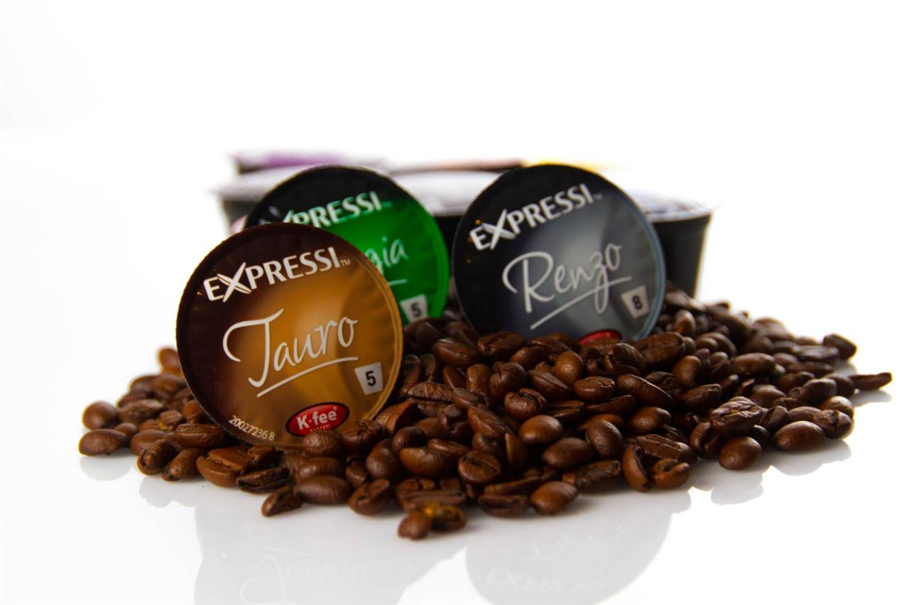 Coffee Pods And Capsules ~ Box you choose expressi k fee automatic coffee