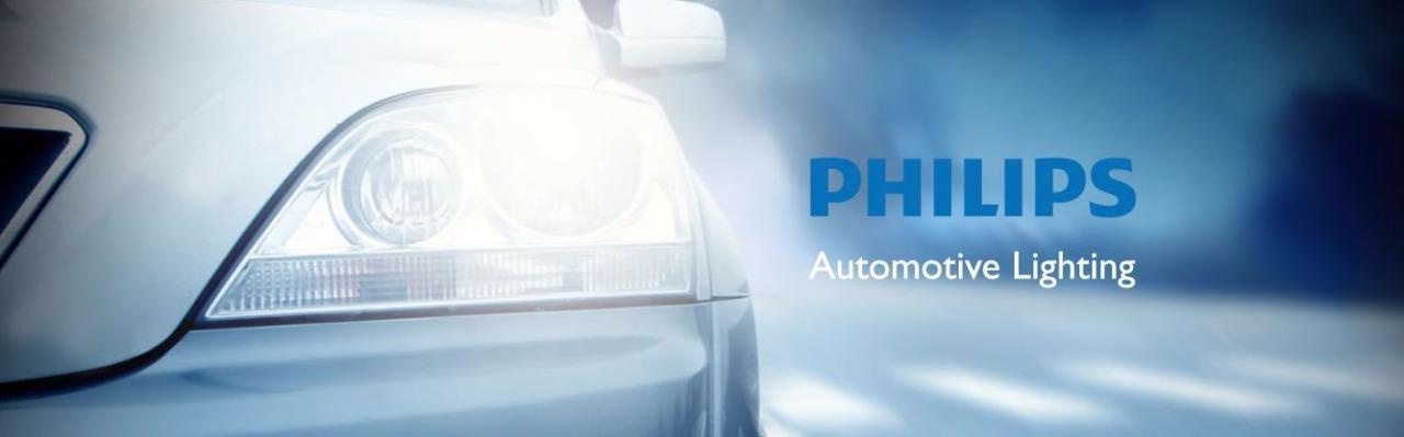 Philips H1 Crystal Vision Bulbs Bright White Light 4300k