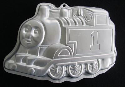 2105 1349 Thomas The Train Cake Pan Jello Mold Birthday Tank Engine