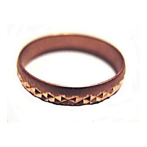 Pure Solid Copper Ring Arthritis Pain Relief Sports Aches