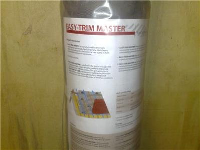 Roof Breathable Membrane Felt Easy Trim Master 1 5mx50m