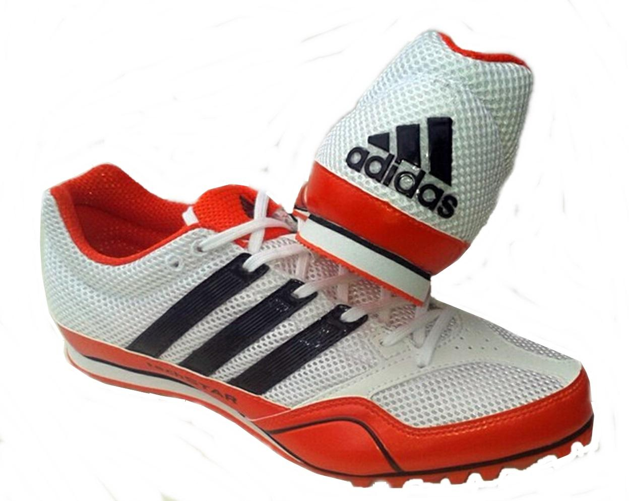 Adidas Uomo Techstar totale 2athletic corsa Spike SPORTIVO v20203 6.5uk14.5