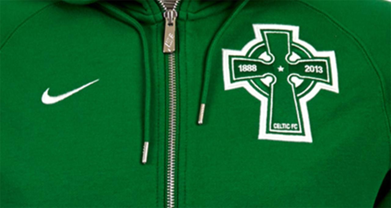 Celtic fc hoodie