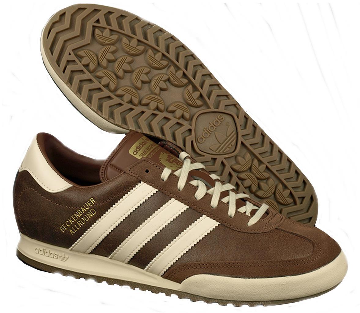 check out e79e9 7f717 Adidas La Trainer Pelle Marrone