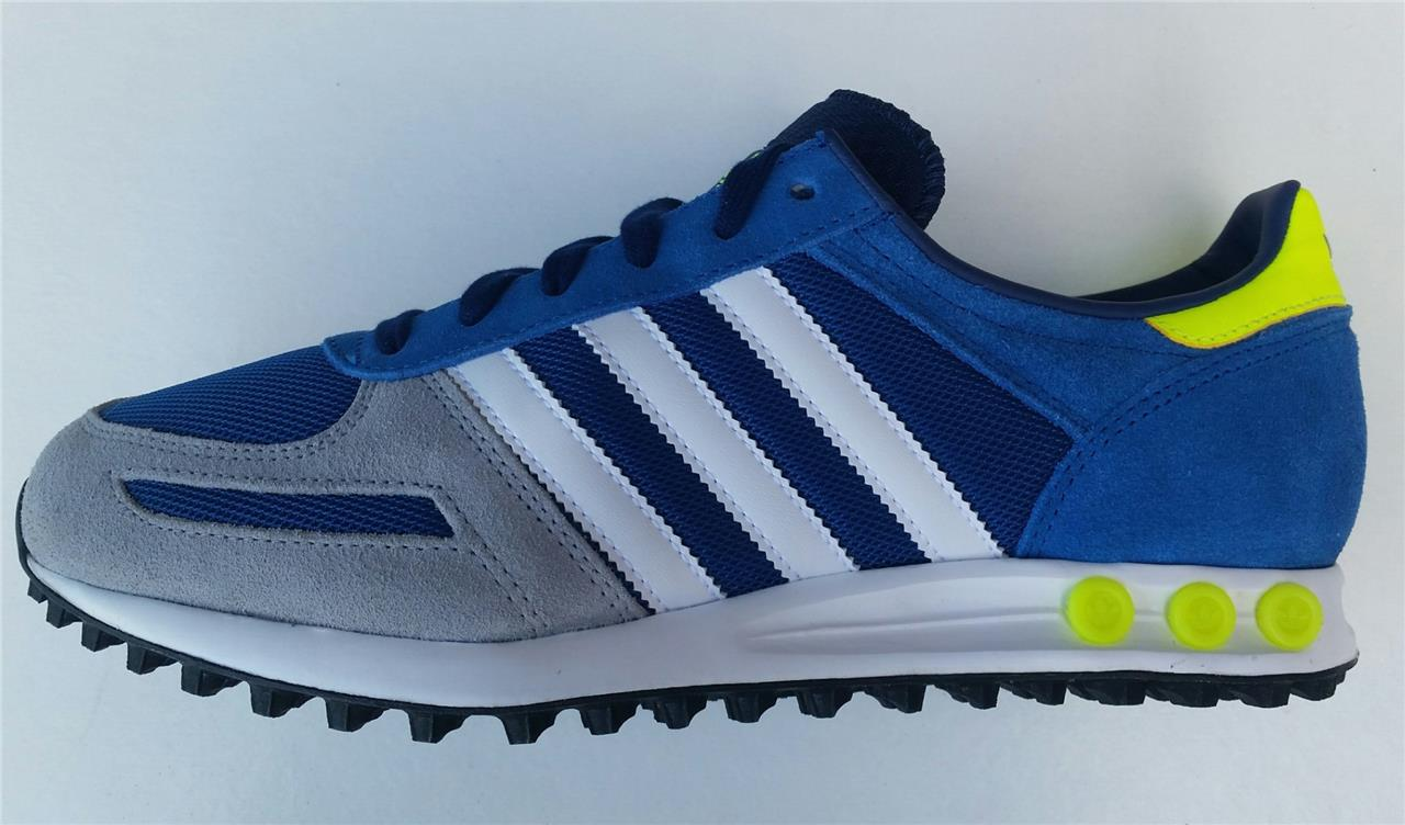 d26139495b9f23 Adidas mens l.a. trainer shoe s79041 new classic retro new boxed size 6.5 -  11