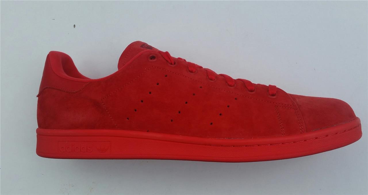 adidas Stan Smith Schuhe Rot S75109