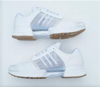 hot sale online b53d9 03979 This hits the iconic ClimaCool insignia on the tongue and a chunky white  midsole sits underfoot. Finally, a gum coloured outsole delivers that  sticky ...