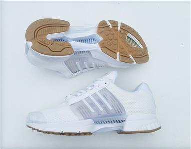 hot sale online 6e040 f372f This hits the iconic ClimaCool insignia on the tongue and a chunky white  midsole sits underfoot. Finally, a gum coloured outsole delivers that  sticky ...