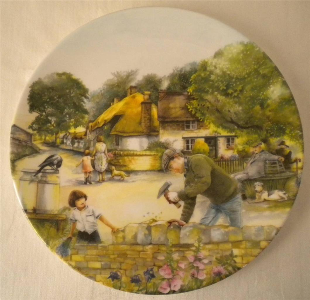 ROYAL DOULTON 'OLD COUNTRY CRAFTS' By SUSAN NEALE