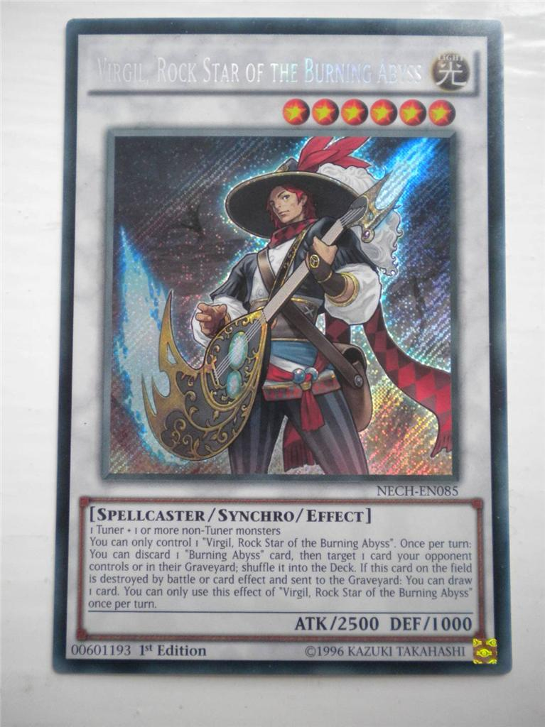 YuGiOh! THE NEW CHALLENGERS NECH SECRET, ULTIMATE & ULTRA ...