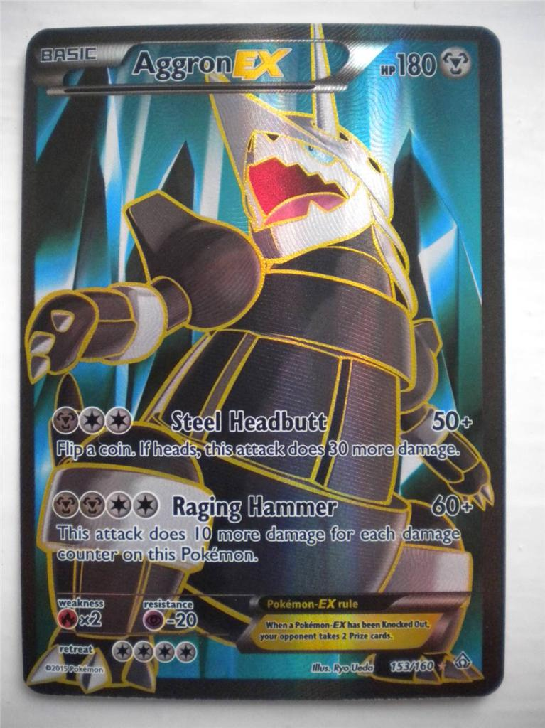 POKEMON XY PRIMAL CLASH MEGA HOLO, EX HOLO AND RARE HOLO ...