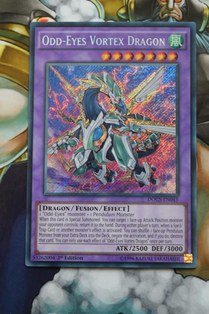YuGiOh DIMENSION OF CHAOS DOCS SECRET, GHOST, ULTIMATE ...