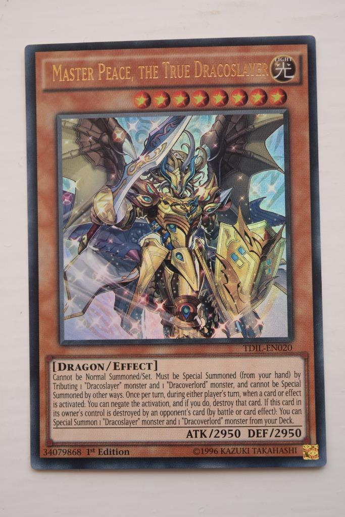 YuGiOh THE DARK ILLUSION TDIL - CHOOSE YOUR SECRET, ULTRA ...