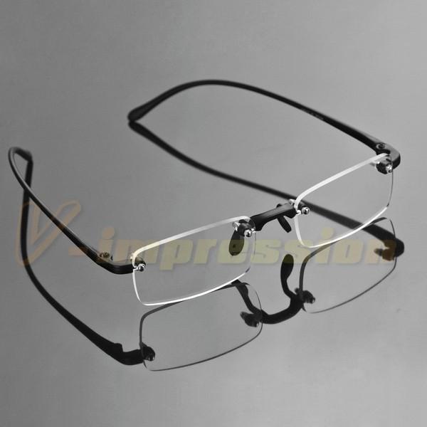 78e16f364d Lightweight Flexible Frameless Rimless Reading Glasses Reader Unisex Men  Women