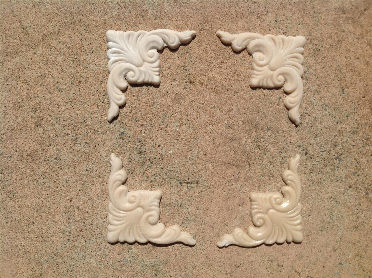 appliques for furniture. decorative corner applique bundle appliques for furniture e