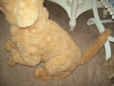 Fur Real FurReal Friends Biscuit My Loving Puppy Dog Golden Labrador