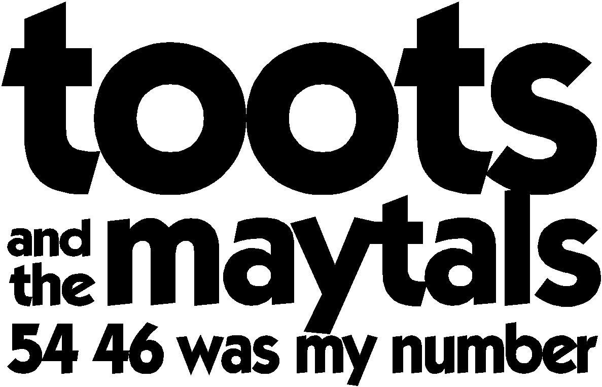 Details about toots the maytals sticker 54 46 scooter ska reggae stickers