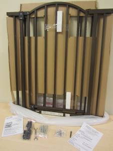 Summer Metal Expansion Baby Safety Gate 6 Foot Wide Extra