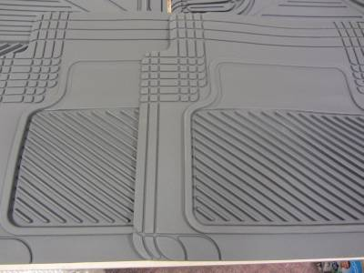 Koolatron Pants Saver Custom Fit 4 Piece All Weather Car Mat for Select Hyundai Elantra Models Black