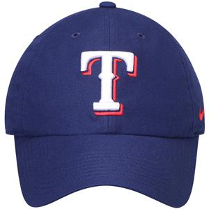4a9b6327dba Nike Texas Rangers Blue Dri-Fit Heritage 86 Stadium Baseball Cap One Size  Fits