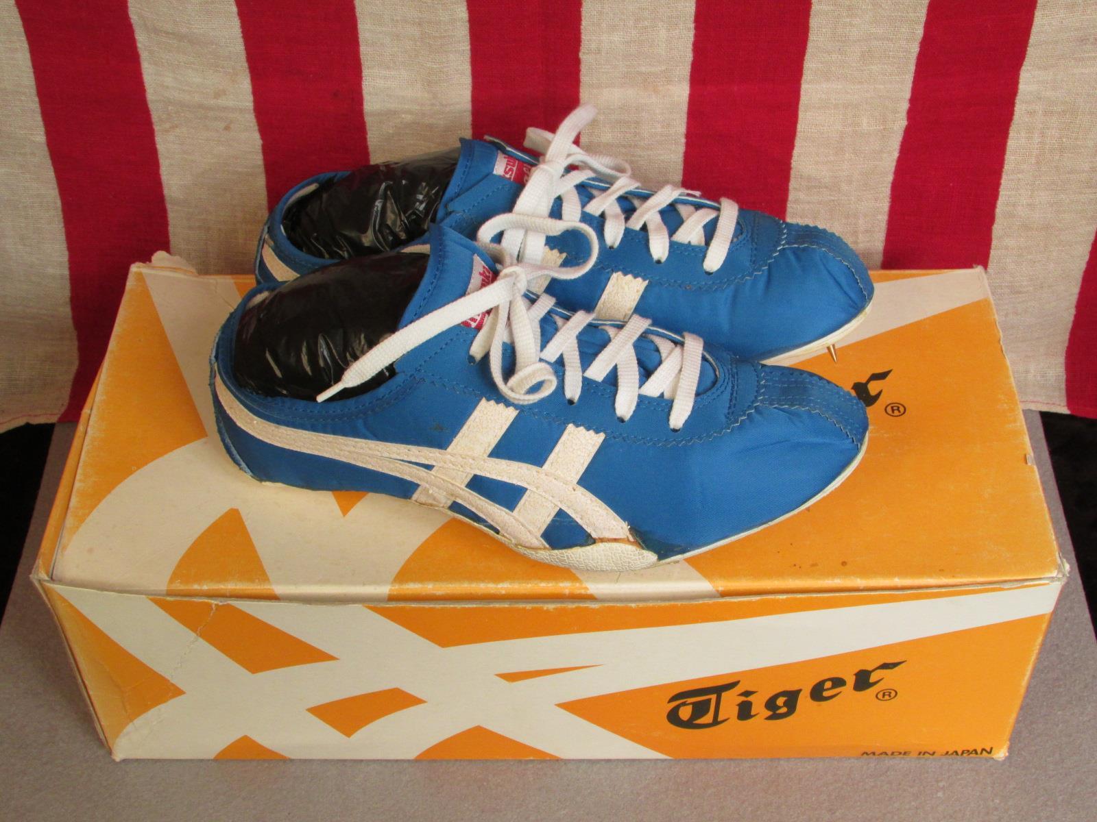 Vintage Tiger Onitsuka Track Shoes NOS