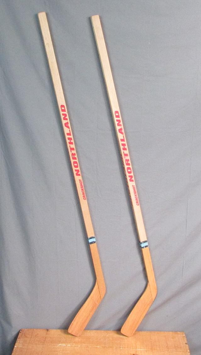Northland Wood Shot Hockey Sticks