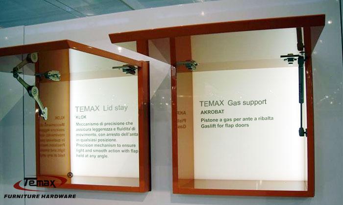 Hydraulic Gas Strut Lift Up Support Cabinet Door Hinge