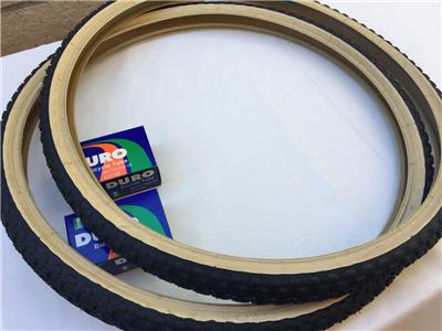 """Comp lll MX3 SKINWALL Bicycle Tires and Tubes 26X1.75 Black BMX Freestyle 26/"""""""