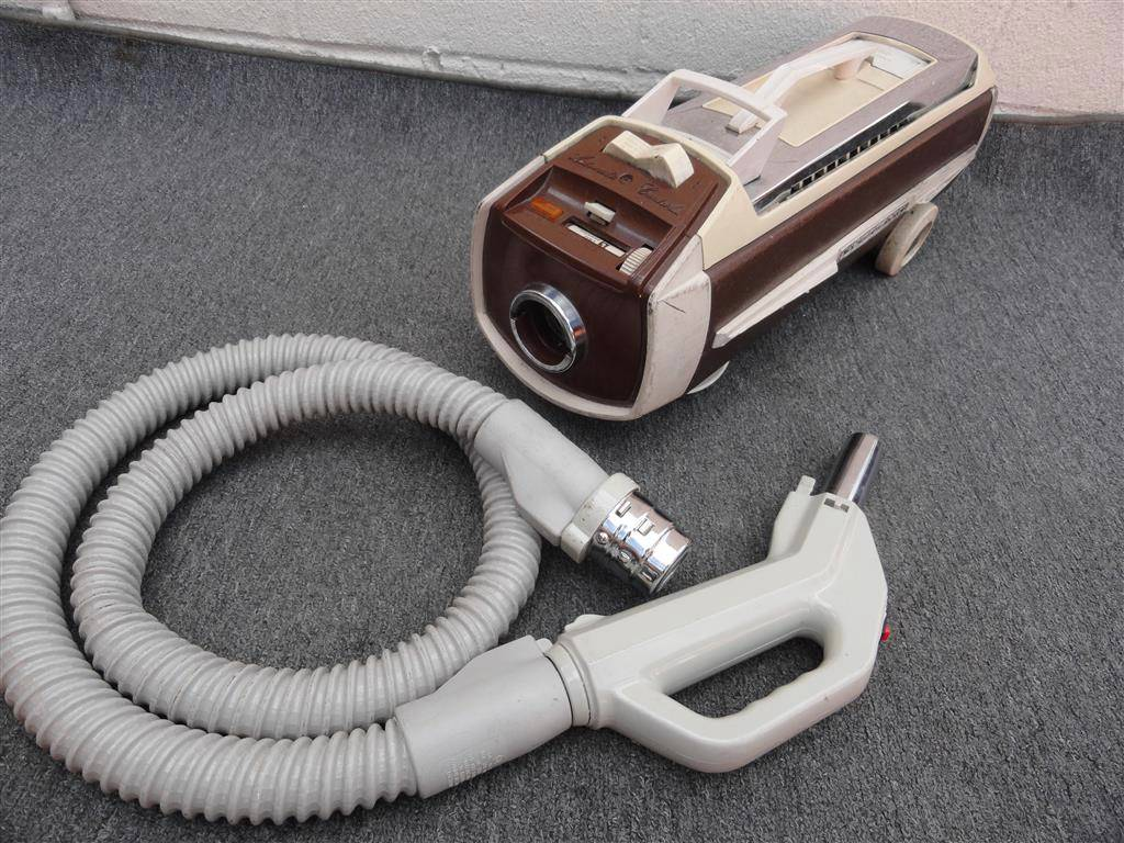 Vintage Electrolux Canister Vacuum 17