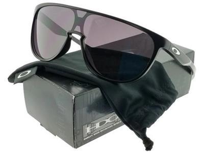 New Oakley TRILLBE Sunglasses Matte Black Warm Grey OO9318-05 Sport-  Authentic 5684bba43a