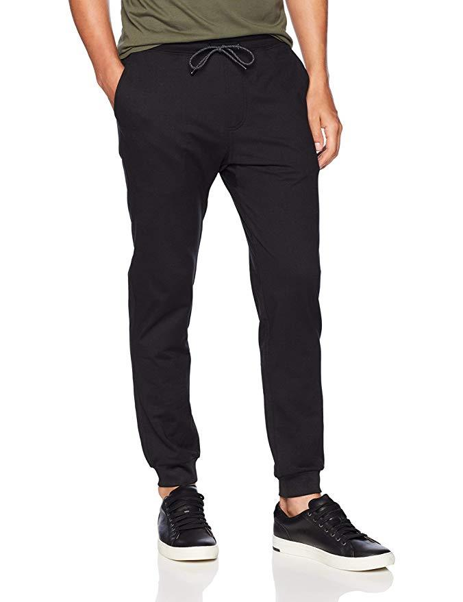 New Rip Curl Wiley Vapor Cool Fleece Jogger Sweat Pant Black