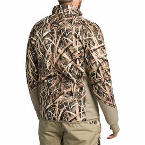 eac33c6b4aa1c Browning Dirty Bird Smoothbore Pullover 1/4 Zip Fleece Jacket $160 ...