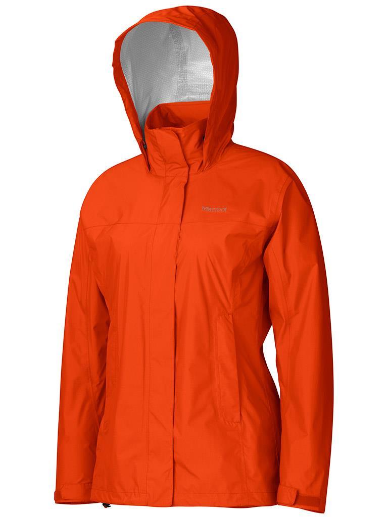 Marmot Women S Alexie Jacket: New Marmot Precip Hooded Rain Shell Jacket Women's
